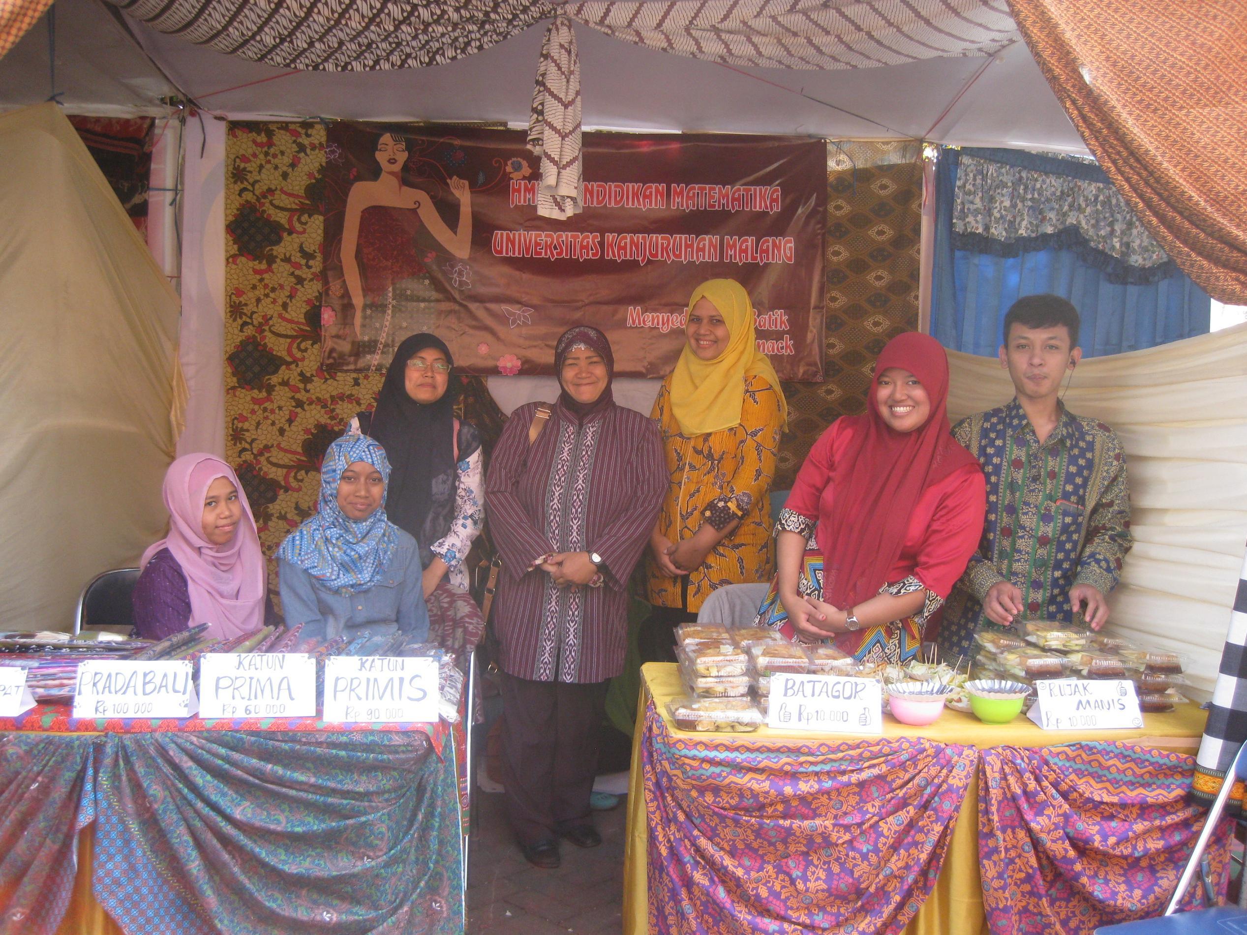 Festival Budaya Universitas Kanjuruhan Malang dalam Rangka Dies Natalis ke 40